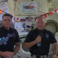 Toujours en direct de l'ISS...