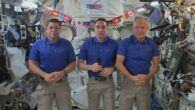 Près de cinq semaines que Bob Behnken et Doug Hurley ont embarqué à bord de l'ISS...
