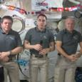 Avec un départ de l'ISS dès le 1er Août prochain pour un retour prévu au 2 Août...