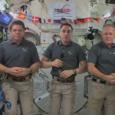 A la veille du départ de l'ISS...
