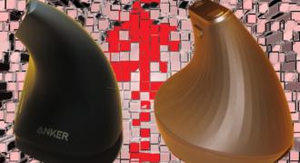 Souris verticales sans-fil ergonomiques : Anker vs Logitech MX !