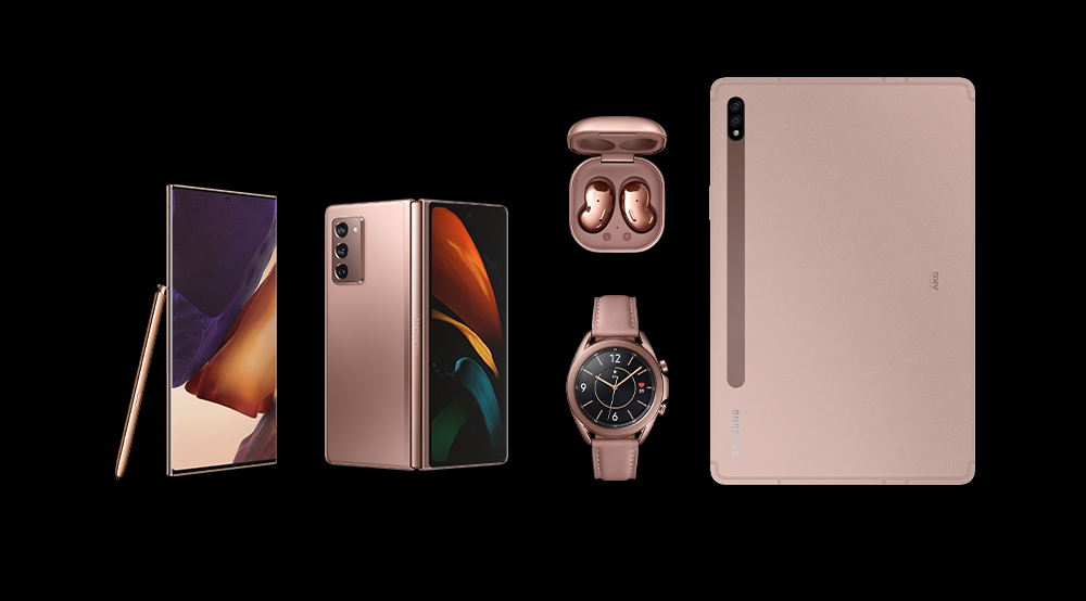 Galaxy Note 20, Note 20 Ultra, Galaxy tab S7, S7+, Galaxy Buds live, Galaxy Fold 2 et Galaxy Watch 3... les annonces du Samsung Unpacked !