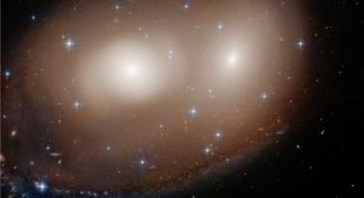 [Détente] Espace : à l'heure de la Toussaint, la NASA partage un étrange cliché ! (Halloween, 120 M d'AL après…)