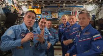 """""""Bienvenue à bord de l'ISS avec les expéditions 63 et 64 !"""" : l'expédition 63 sur le départ, le 21 Octobre, de l'ISS !"""