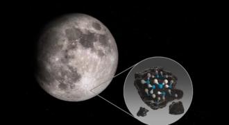 Lune : la NASA annonce la découverte de molécules d'eau !