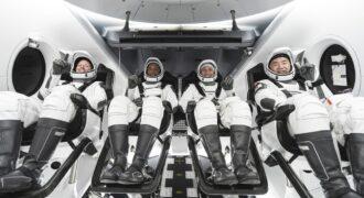 Crew-1 : la NASA cale la date du 15 Novembre 2020 pour le lancement de la première mission commerciale SpaceX !