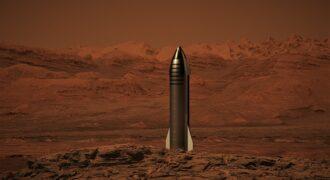 Starship : selon Elon Musk, un voyage sur Mars, c'est (bientôt) possible… d'ici 2024 !