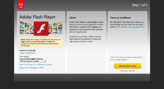 Adobe Flash Player : désinstaller les greffons ou extensions depuis Windows 10 !