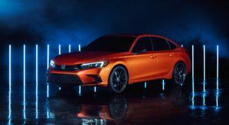 Véhicules électriques : Honda dégaine un premier prototype de la Civic ! (fini les formes bizarres…)