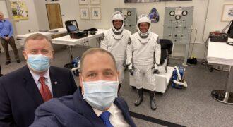 """""""Cela ne devrait jamais être politique"""" : Jim Bridenstine fait ses adieux en vidéo à la NASA et appelle à l'unité !"""