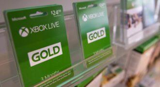 """""""Aucun changement concernant les prix du Xbox Live Gold"""" : rétro-pédalage de Microsoft après les vives réactions sur les réseaux sociaux !"""