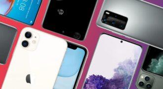 Smartphones : les iPhone 11, SE et 12 dominent les ventes, en 2020 ! (Samsung en embuscade…)