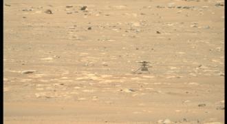 """""""L'hélicoptère n'est pas passé en mode vol"""" : JPL et la NASA repoussent le 4ième vol-test d'Ingenuity sur Mars au 30 Avril 2021 !"""