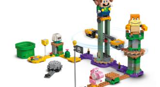 [Détente] LEGO : un nouveau pack dédié à Luigi agrandit l'univers Super Mario ! (Mamma mia...)