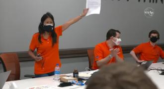 """""""Nous pouvons désormais dire que les êtres humains ont fait voler un giravion sur une autre planète"""" : mission réussie pour JPL qui valide le premier envol d'Ingenuity sur Mars, le 19 Avril 2021 !"""