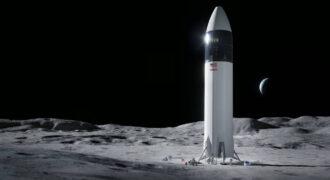Lune : la NASA retient SpaceX et son programme Starship pour la mission Artemis !