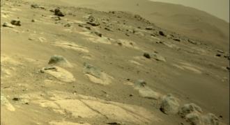 Mars : 4ième vol-test réussi pour Ingenuity, le 30 Avril 2021 !