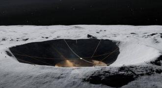 [Insolite] Lune : le programme de Radio-Telescope de Cratère Lunaire évolue en phase II pour affiner l'outil qui se logera dans un cratère ! (comme l'Étoile de la Mort ou Noire…)
