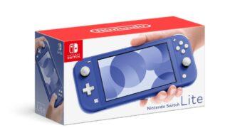 Nintendo Switch Lite,  : ouverture des commandes le 7 Mai 2021 ! (soyez prêts...)