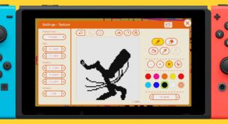 Nintendo : apprentissage du développement avec l'atelier du jeu vidéo pour Switch ! (redonner l'envie d'avoir envie...)