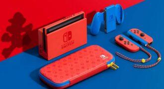 84 590 000 : le nombre d'exemplaires vendus, depuis le début, de la Nintendo Switch, au 31 Mars 2021 !