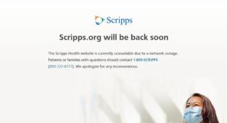 """Scripps Health : un """"incident sécuritaire"""" conduit le système de santé a suspendre les rendez-vous et le site Web !"""