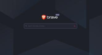 Brave Search : avènement de la bêta publique du moteur de recherche !
