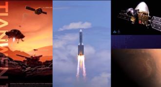 2033-2043 : les ambitions de la Chine qui entamera une armada de missions spatiales sur Mars avec présence humaine… dès 2033 ! (Age of Chinese Empire…)