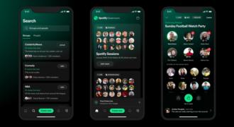 Greenroom : Spotify dégaine son offensive face à Spaces, Clubhouse et Live Audio Room !
