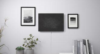 IKEA + Sonos : avènement d'un cadre décoratif mural avec musique, à partir de Juillet 2021 !