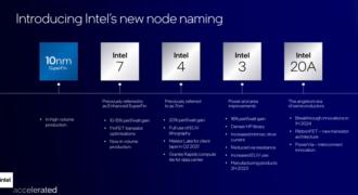 Qualcomm, nouveaux noms et nouvelle ère Ångström : Intel veut accélérer le pas concurrentiel ! (voire même l'emboîter…)