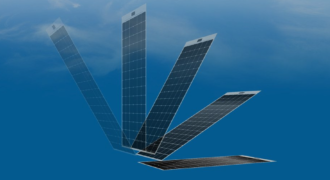 Maxeon Solar Technologies : les panneaux solaires adhésifs ultra-fins Maxeon Air Solar Panels seront produits à Porcelette pour une disponibilité courant 2022 ! (ni clou, ni vis…)
