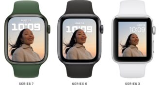 [Rumeur] Apple Watch Series 7 : en attendant l'Automne, la montre connectée dévoile sa fiche technique ! (officieusement...)