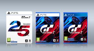 [MAJ 22 / 09] Gran Turismo 7 : ouverture prochaine des pré-commandes de l'édition-anniversaire du jeu ! (25 ans déjà…)
