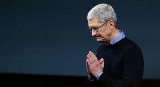 """""""Ça ne fonctionne que si nous pouvons avoir confiance dans le fait que le contenu restera au sein d'Apple"""" : Tim Cook recadre ses équipes et invite à la discrétion !"""